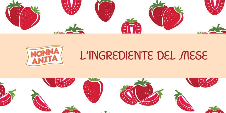 fragole ingrediente giugno