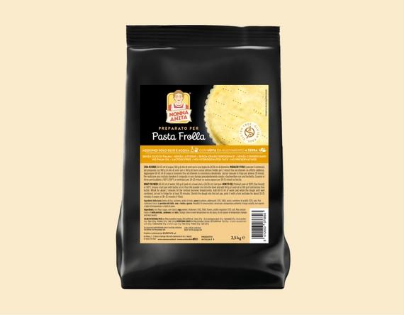 Preparato per Pasta Frolla – 2,5 kg