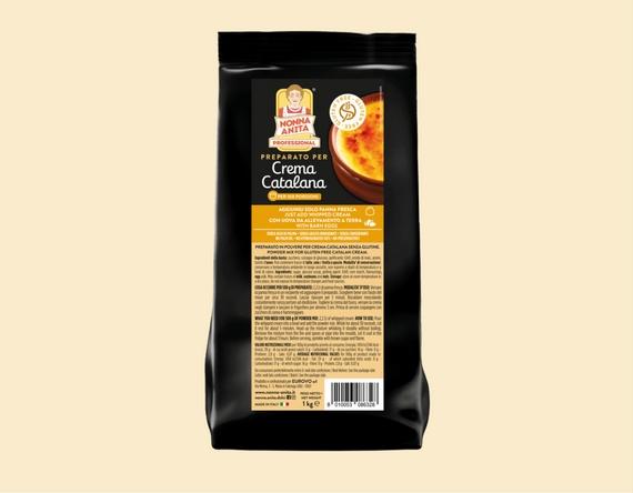 Preparato per Crema Catalana – 1 kg