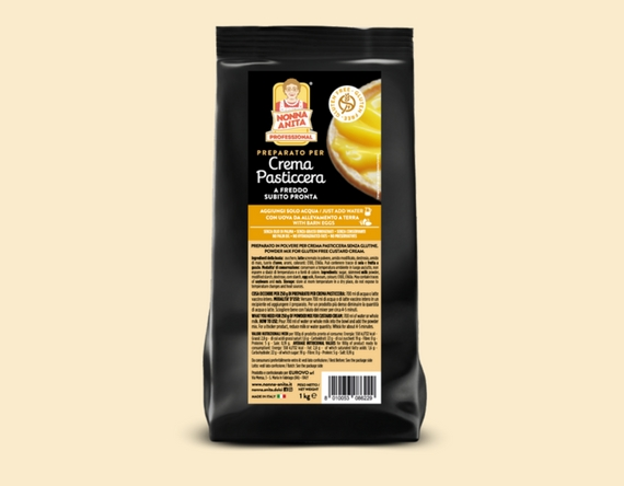 Preparato per Crema Pasticcera – 1 kg