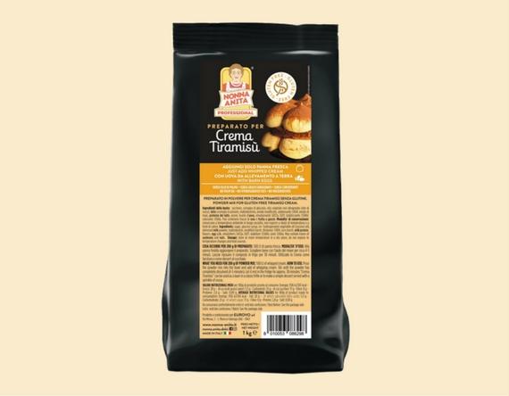 Preparato per Crema Tiramisù – 1 kg