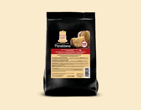 Preparato per Panettone – 2,5 kg
