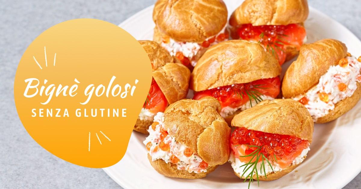 Bignè estivi: tante ricette dolci e salate