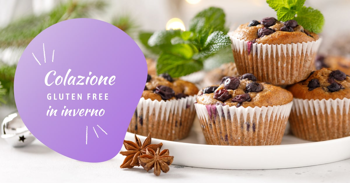 Un dolce inizio di giornata Gluten Free