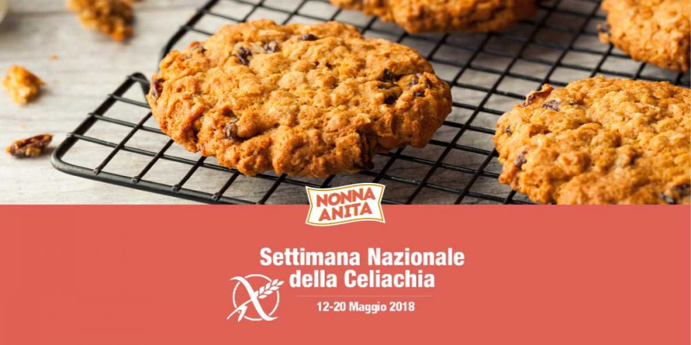Biscotti gluten free, Nonna Anita