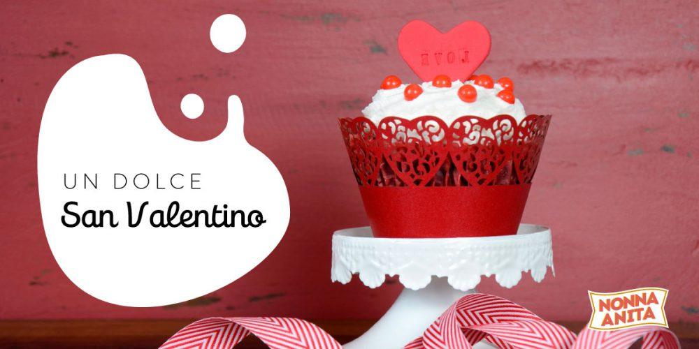 Cup cake Red Velvet su alzatina, Nonna Anita