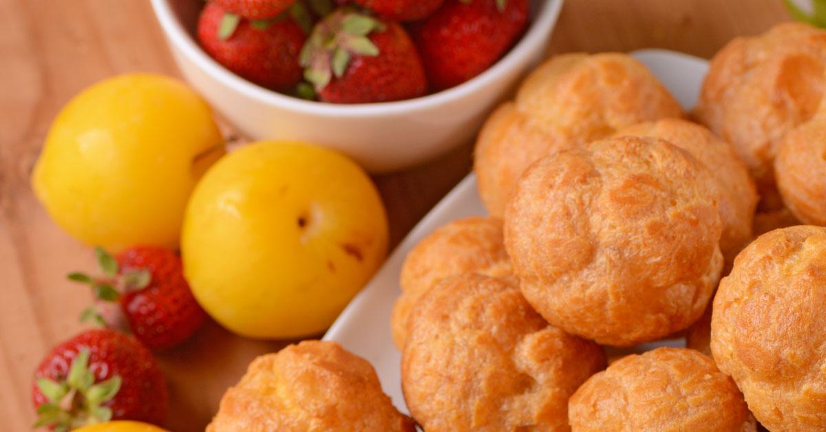 Frutta e bignè, Nonna Anita
