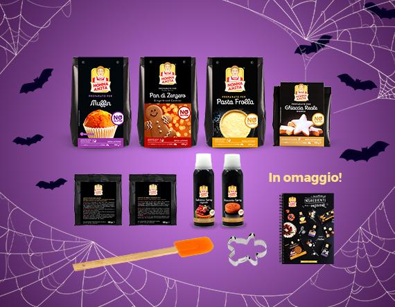 Kit MAXI Halloween