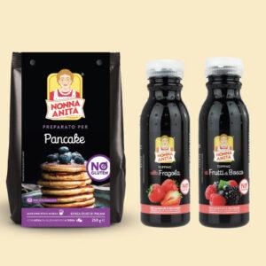 Kit Pancake, Nonna Anita