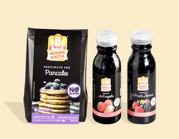 Kit per Pancake