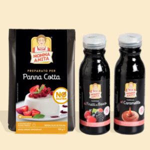 Kit Panna Cotta, Nonna Anita