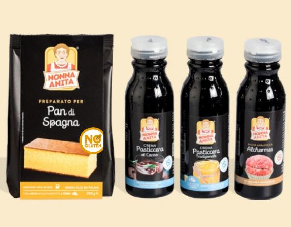 Kit per Zuppa inglese