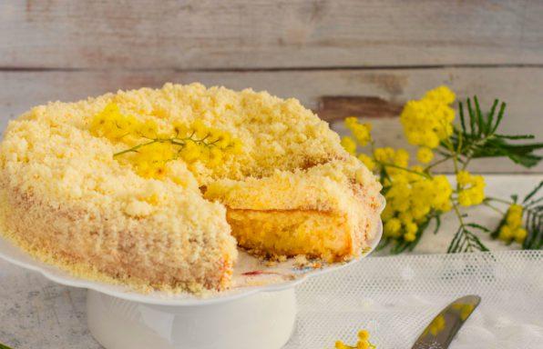 Torta mimosa, Nonna Anita
