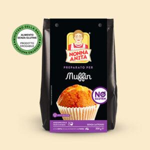 Preparato per muffin erogabile dal Ministero, Nonna Anita