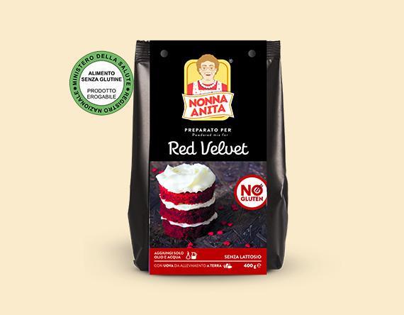 Preparato per Torta Red Velvet