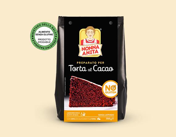Preparato per Torta al Cacao