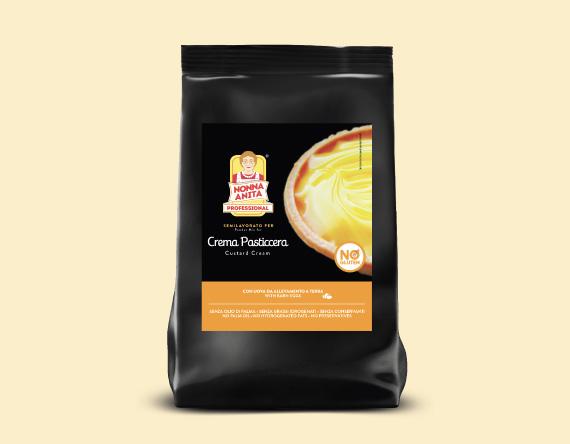 Preparato per Crema Pasticcera – 2,5 kg