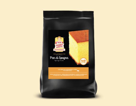 Preparato per Pan di Spagna – 2,5 kg