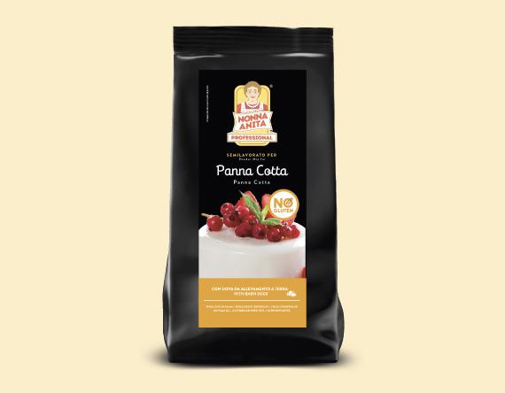 Preparato per Panna Cotta – 1 kg