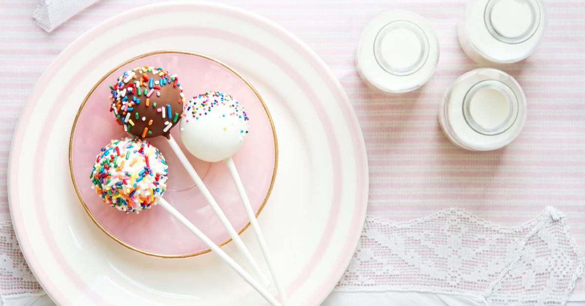 Cake pops assortiti, Nonna Anita