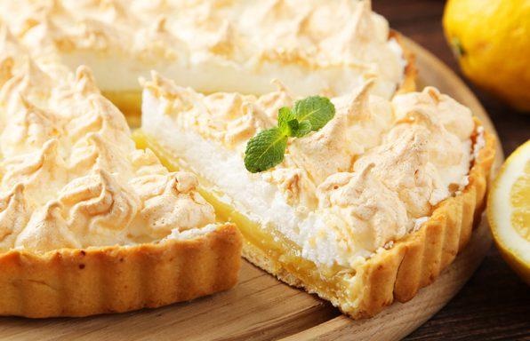 Torta Meringata al limone, Nonna Anita